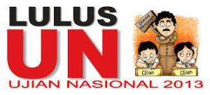 Lulus UN 2013