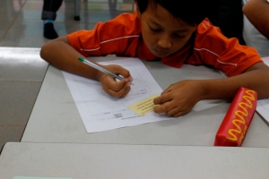 Kerja Individu (mengganti pen n' paper test dengan suasana lain)