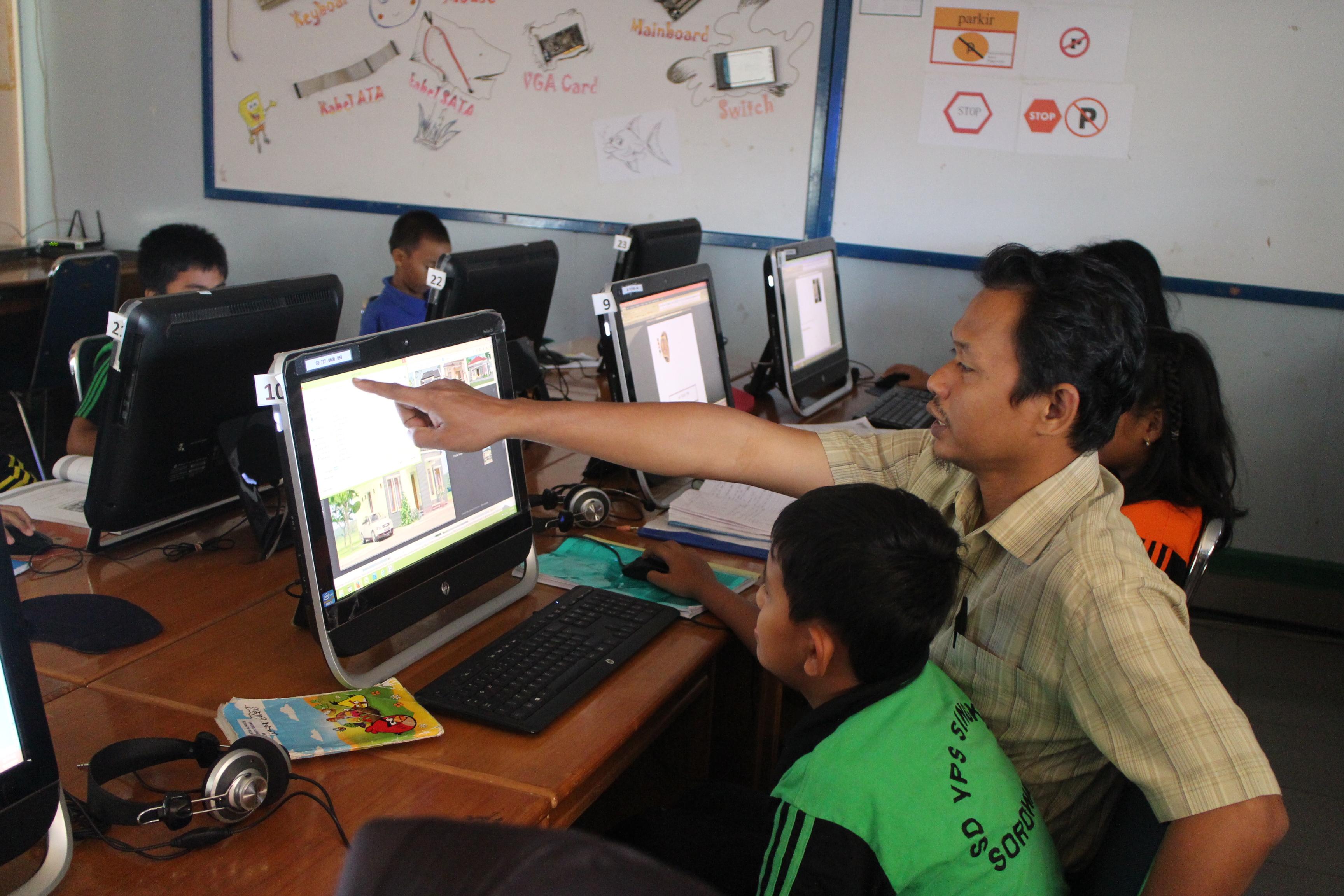 Mengintegrasikan TIK pada Pembelajaran Tematik di SD ...