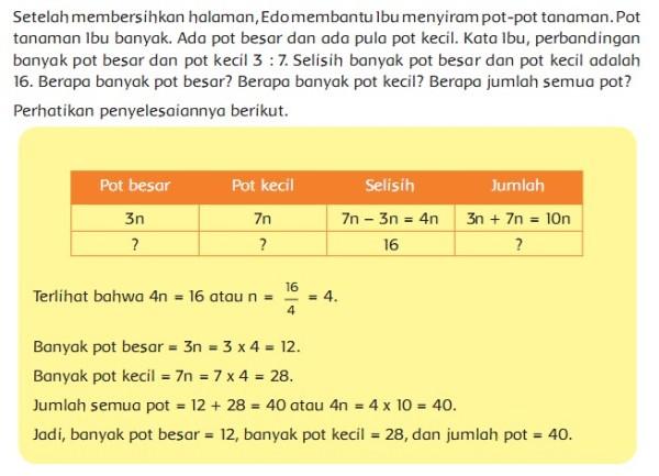 Soal dan Jawaban buku siswa